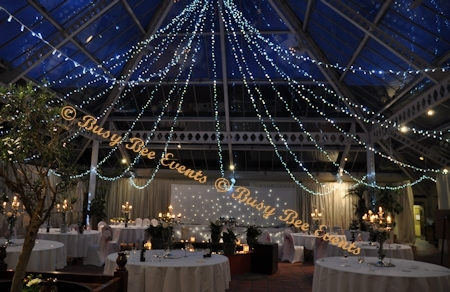 Lighting Drapes Decor Beat N Bop Discos Mobile
